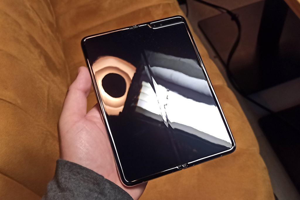 Samsung Galaxy Fold w wersji sprzedażowej