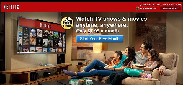 Netflix z VPN Fot. ObywatelHD.pl