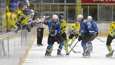 Orlik Opole w meczu z SMS-em Sosnowiec