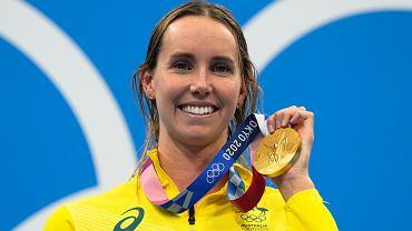 Emma McKeon zdobyła siedem medal na IO w Tokio