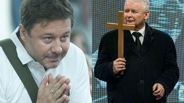 Andrzej Piaseczny przestał chodzić do spowiedzi, kiedy ksiądz zadał mu intymne pytanie. Z TVP miał pozbyć się go Kaczyński