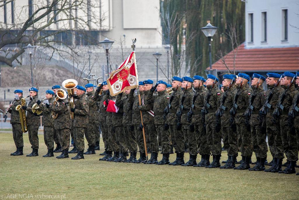Aplikowanie do Wojsk Obrony Terytorialnej stało się prostsze