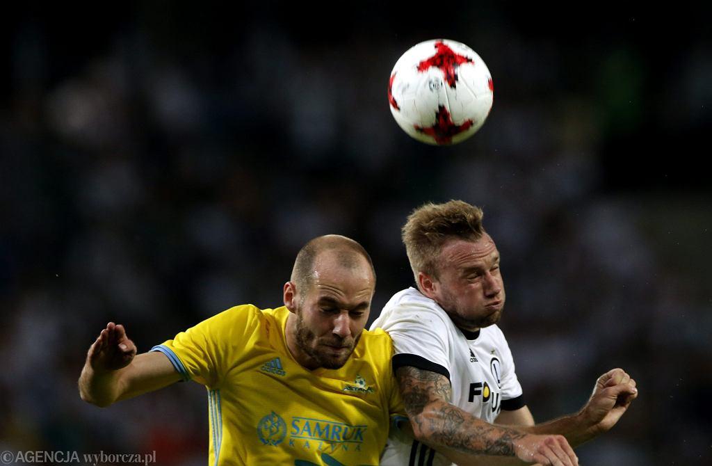 Mecz Legia Warszawa - FK Astana