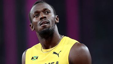 Usain Bolt na MŚ w Londynie