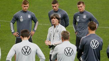 Alarm w reprezentacji Niemiec! Odwołano poranny trening. Piłkarze mają zakaz wychodzenia