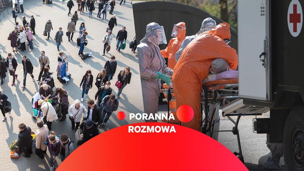 Dr Jakub Zieliński gościem Porannej Rozmowy Gazeta.pl