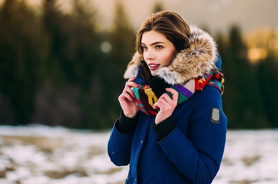 Kurtki Zimowe Damskie Ciepłe I Stylowe Propozycje Na Zimę
