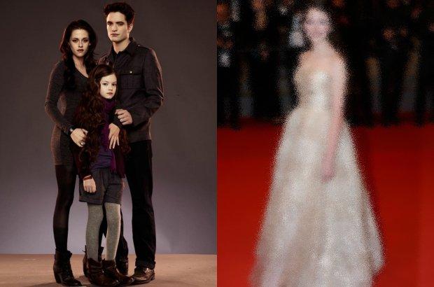 Mackenzie Foy, Kristen Stewart, Robert Pattinson