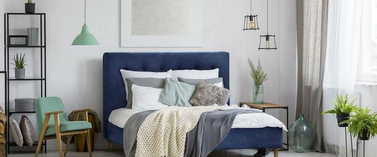 Łóżka tapicerowane - najładniejsze modele [PRZEGLĄD]