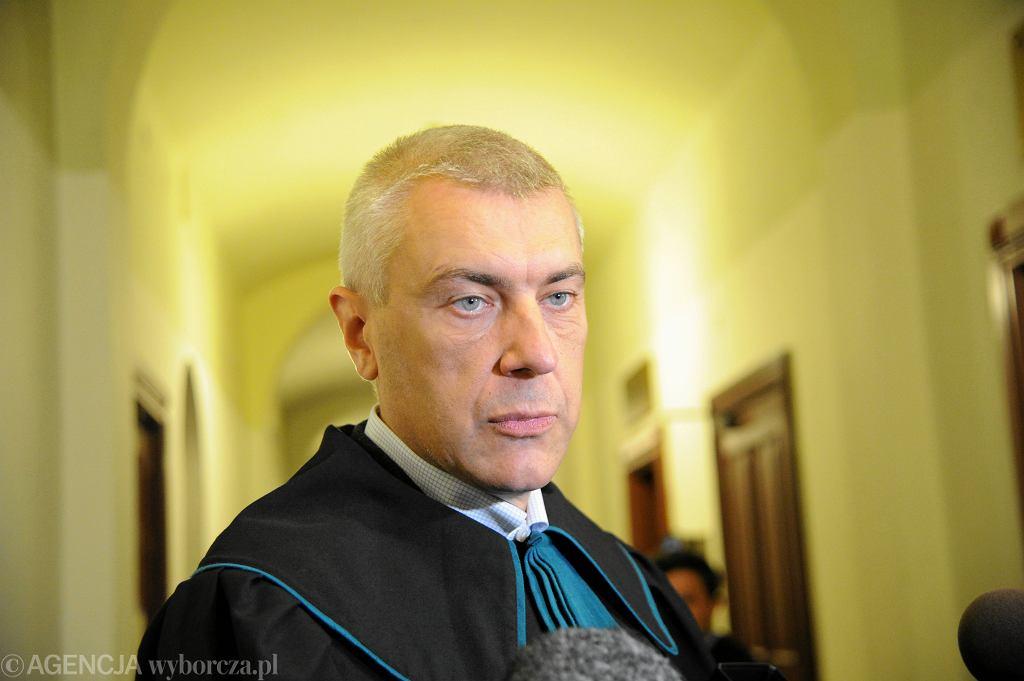 Roman Giertych wyszedł ze szpitala. 'Za kilka dni opowiem publicznie o całej sprawie'