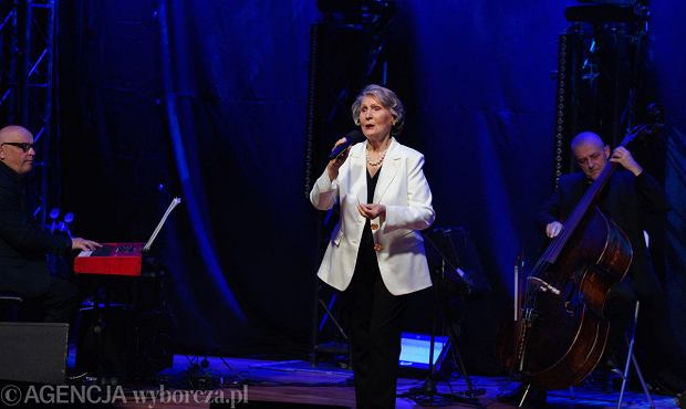 Śpiewa, czyli jest. Jubileusz damy polskiej piosenki
