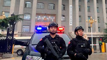 Chiny: Chemiczny atak na przedszkole. 54 osoby trafiły do szpitala  (zdjęcie ilustracyjne)