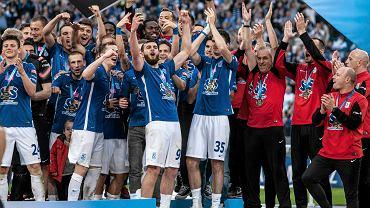 Lech Poznań mistrzem Polski! Ceremonia wręczenia medali
