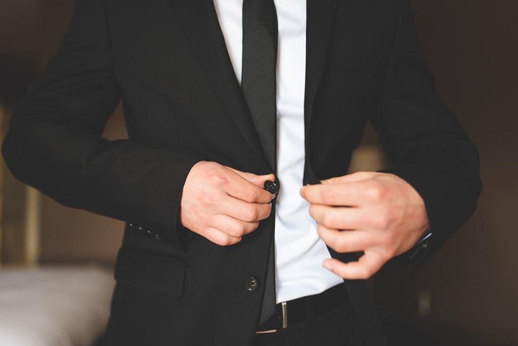 Krawat (zdjęcie ilustracyjne)