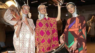Dawid Tomaszewski - pokaz jesień-zima 2019/2020 Fashion Week Berlin