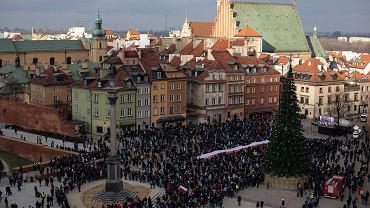 Transmisja z pogrzebu prezydenta Gdańska Pawła Adamowicza w Warszawie