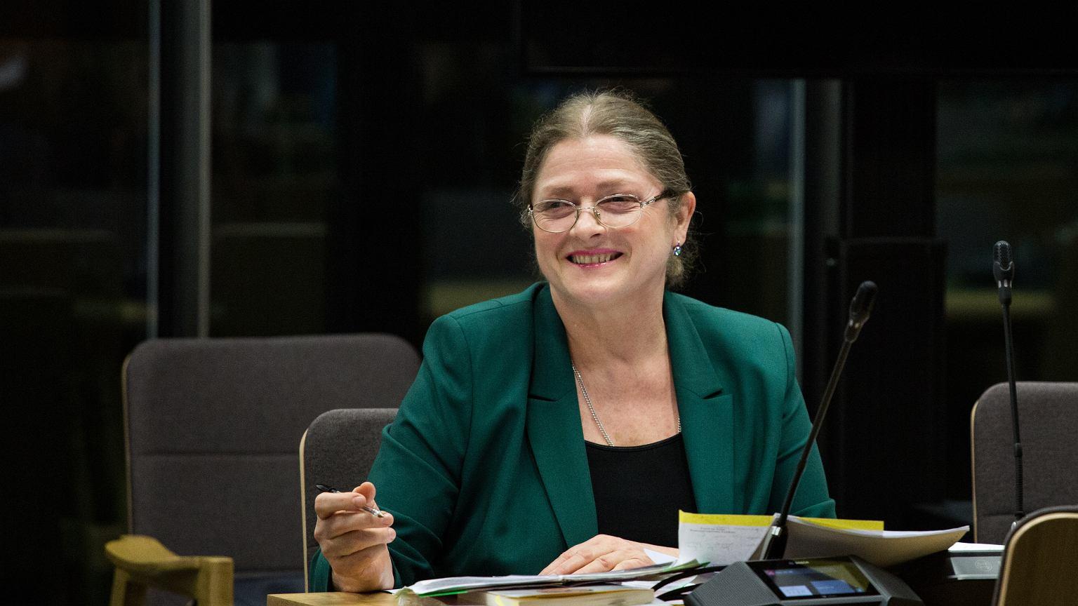 Krystyna Pawłowicz o ślubowaniu na sędzią Trybunału Konstytucyjnego.