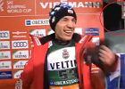 Skoki narciarskie. Szalona radość Kamila Stocha. Polak ucierpiał [WIDEO]