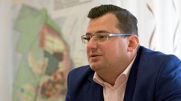 Konrad Krönig, prezydent Skarżyska-Kamiennej