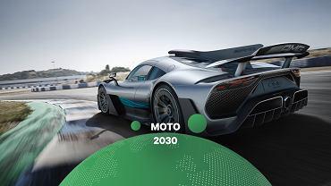 Mercedes-AMG Project One z silnikiem Formuły 1