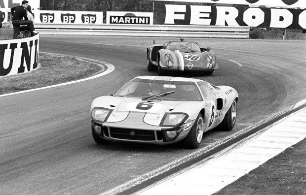 fot. Ford | Ford GT40 Mark I powraca