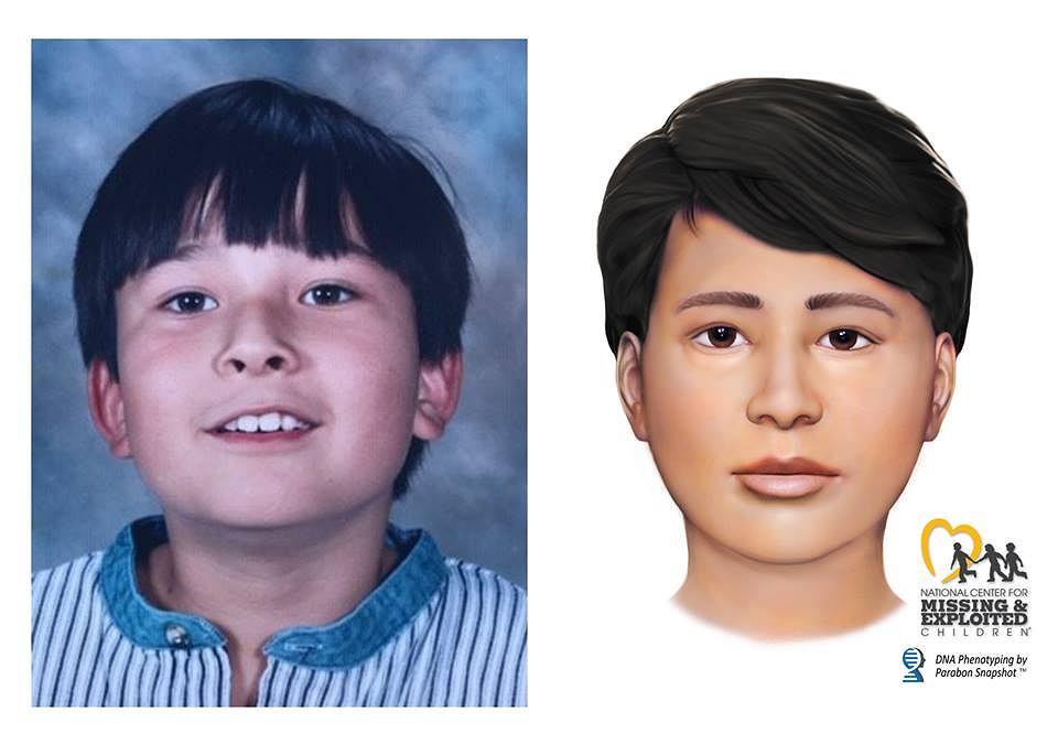 Robert 'Bobby' Whitt zidentyfikowany po 20 latach śledztwa