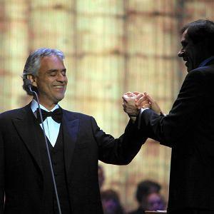 Andrea Bocelli zaśpiewa w Warszawie
