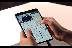 Galaxy Fold opóźniony. Samsung musi dopracować swój składany smartfon