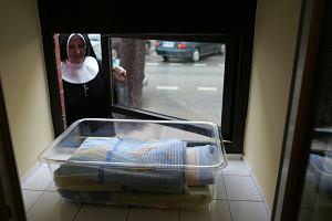Okno życia w Olsztynie - rodziców pozostawionych dzieci szuka policja. Rzecznik prasowy wyjaśnia
