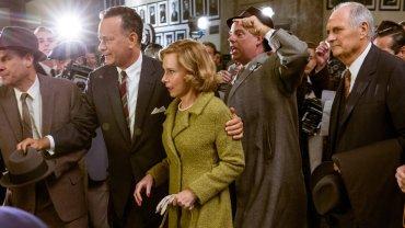 """Most szpiegów"", reż. Steven Spielberg"