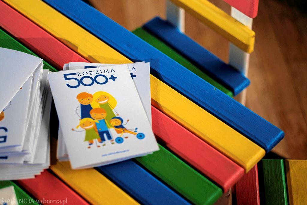 Od 2019 roku 500 plus otrzymamy na każde dziecko