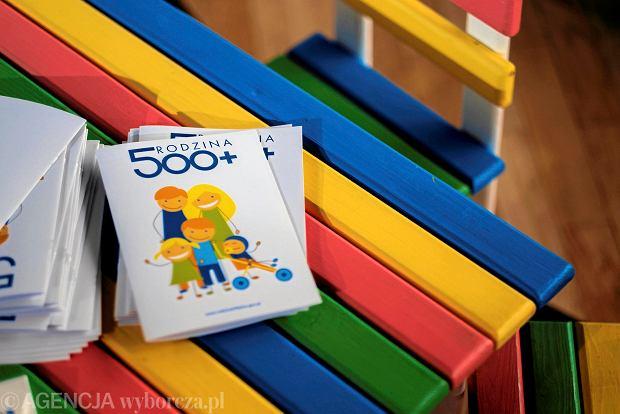 500 plus dla każdego dziecka. Wnioski można składać już od lipca