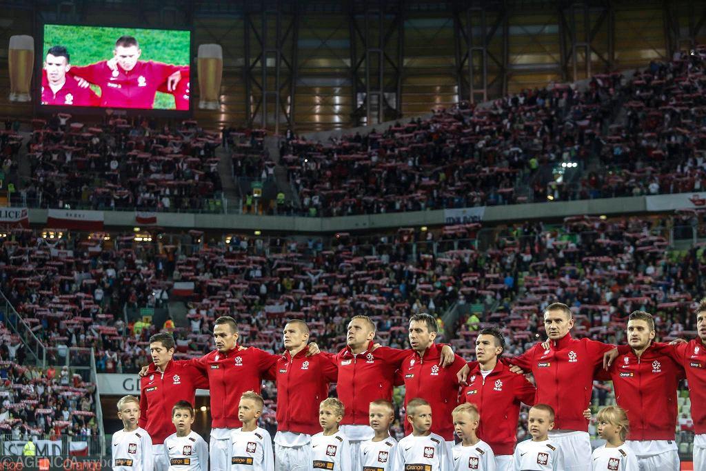 Polska - Dania 3:2 na PGE Arenie