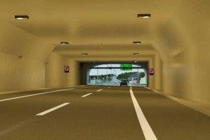 Droga S7. Tunelem pod Luboniem przejedziemy w 2021 roku