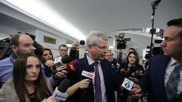 Wizyta Komisji Weneckiej w Senacie
