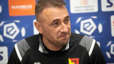 Iwajło Petew, trener Jagiellonii Białystok