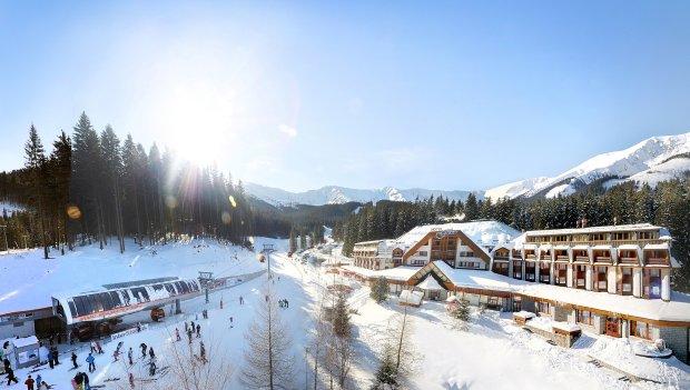 narty na słowacji