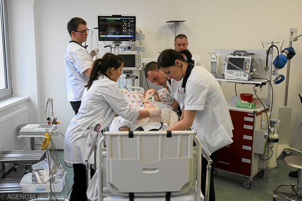 Centrum Dydaktyki i Symulacji Medycznej Śląskiego Uniwersytetu Medycznego
