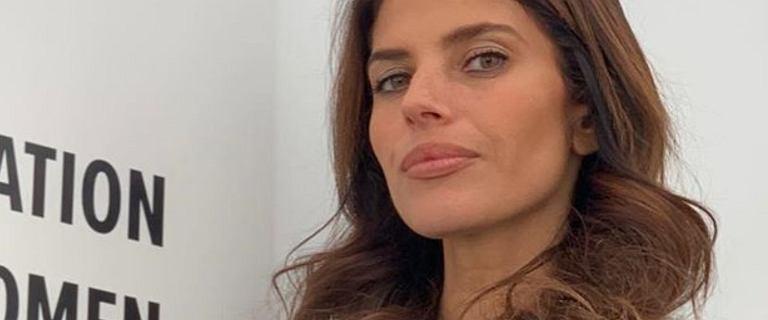 Weronika Rosati wzięła udział w World Economic Forum.