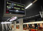 """Metro opóźnione przez """"wychodek dla babci klozetowej"""""""