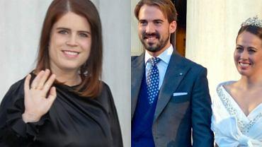 Księżniczka Eugenia, książę Philippos i Nina Flohr