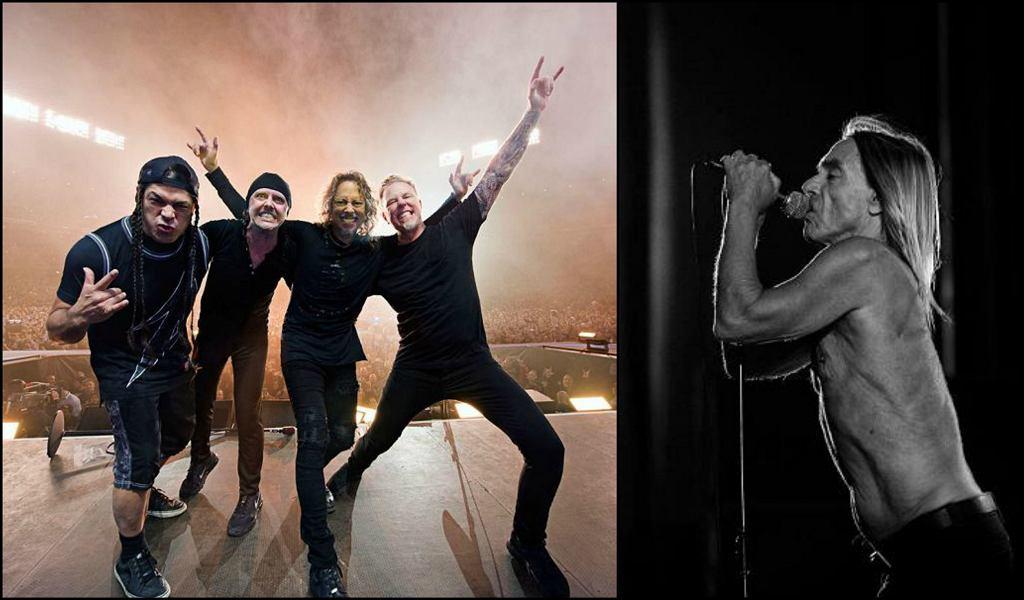 Metallica i Iggy Pop