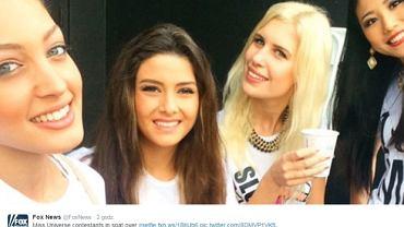 Miss Izraela, Libanu, Słowenii i Japonii na zdjęciu, które wywołało zamieszanie w Libanie