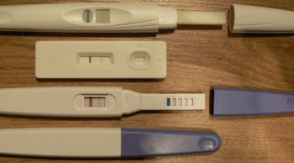 Testy ciążowe