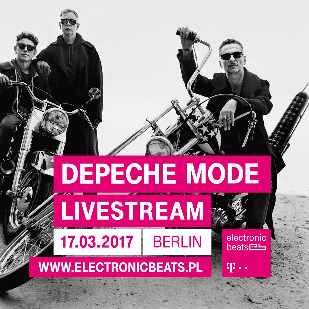 Depeche Mode Berlin Electronic Beats / materiały prasowe