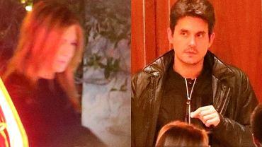 Jennifer Aniston i John Mayer na randce