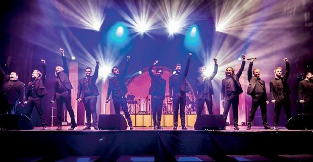 The 12 tenors tour