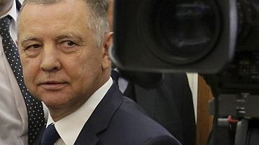 Marian Banaś przed sejmową Komisja Kontroli Państwowej w Warszawie, KPRM 26.11.2019