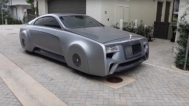 Rolls-Royce Justina Biebera