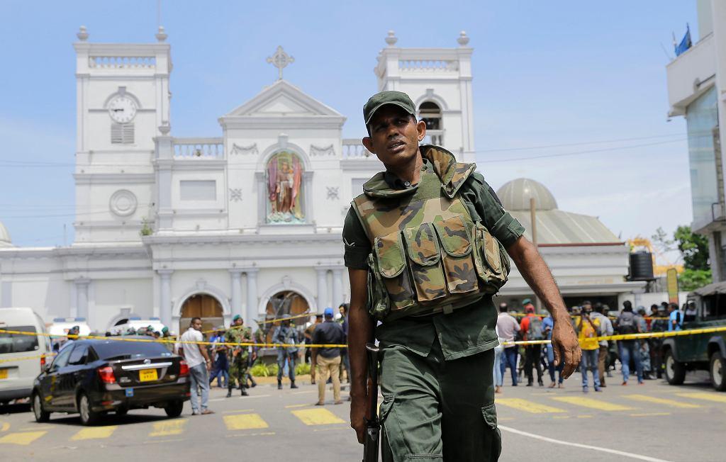 Kolejny wybuch na Sri Lance